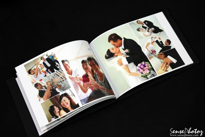 Photobook Sample SensePhotoz
